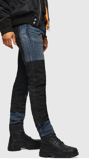 Diesel - Jeans slim-fit per UOMO online su Kate&You - 0094K K&Y6128