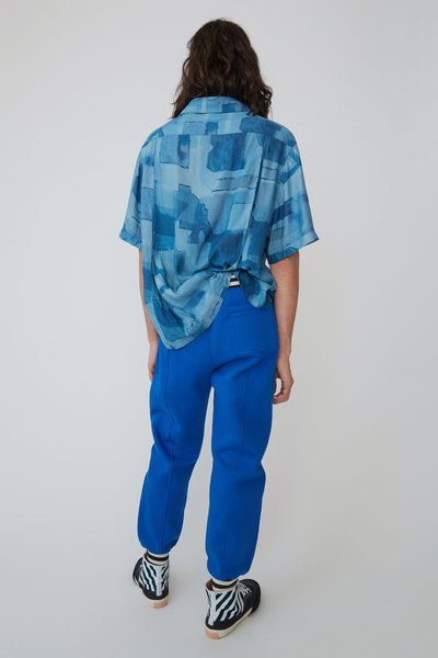 Acne Studios - Pantaloni gamba dritta per UOMO online su Kate&You - BK-UX-TROU000001 K&Y1821