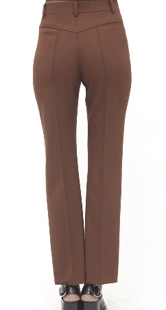 Chloé - High-Waisted Trousers - for WOMEN online on Kate&You - 54175431 K&Y10354