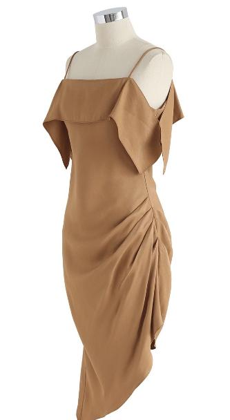 Chicwish - Vestiti corti per DONNA online su Kate&You - D190430004 K&Y7498