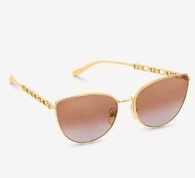 Louis Vuitton Sunglasses CAT EYE Kate&You-ID10946