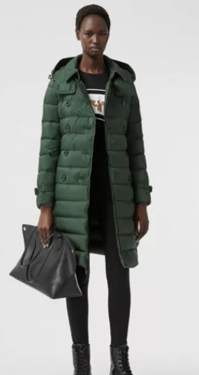 Burberry - Parka coats - for WOMEN online on Kate&You - 80336621 K&Y10304