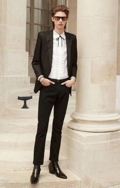 Yves Saint Laurent - Suit Jackets - for MEN online on Kate&You - 662462Y1D781000 K&Y11919