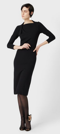 Giorgio Armani - Midi dress - for WOMEN online on Kate&You - 6HAA76AJDRZ1UBUV K&Y9323