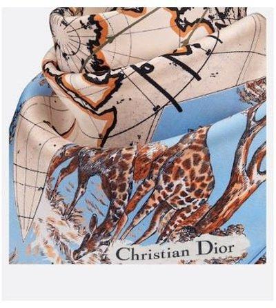 Dior - Scarves - for WOMEN online on Kate&You - 15DAW055I604_C510 K&Y12119