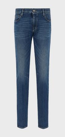 Giorgio Armani Slim jeans Kate&You-ID9242