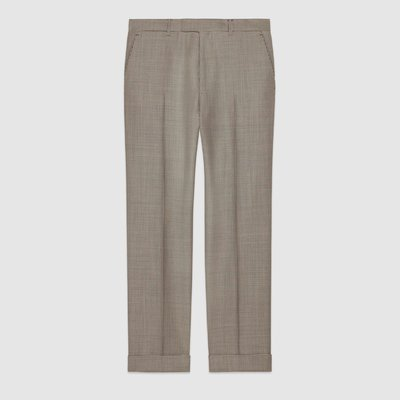 Gucci Regular Trousers Kate&You-ID2122
