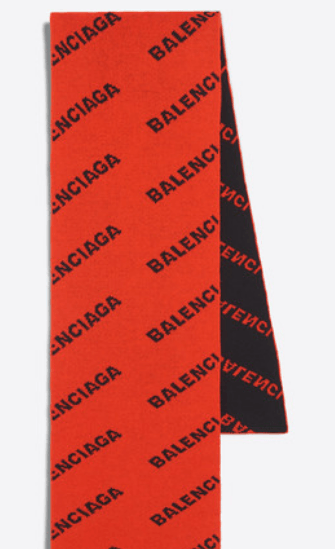 Balenciaga - Écharpes pour HOMME online sur Kate&You - 542605T14737560 K&Y5052