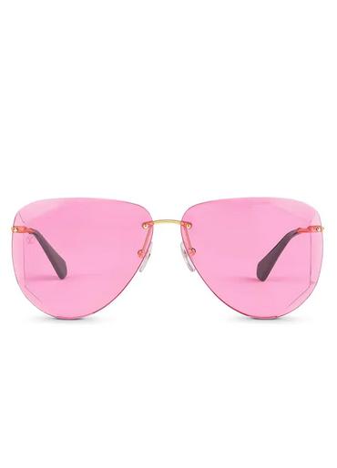 Солнцезащитные очки - Louis Vuitton для ЖЕНЩИН aviateur Plein Soleil онлайн на Kate&You - Z1317W - K&Y8589