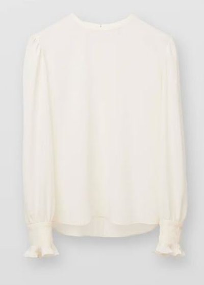 Chloé Blouses BLOUSE COL ROND Kate&You-ID11174