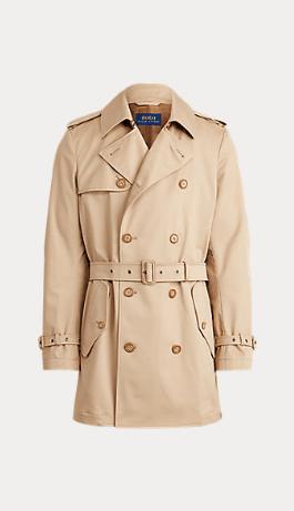 Ralph Lauren Trench Coats & Macs Kate&You-ID10060