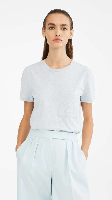 Max Mara - T-shirts per DONNA online su Kate&You - 1971010206002 - JOICE K&Y7693