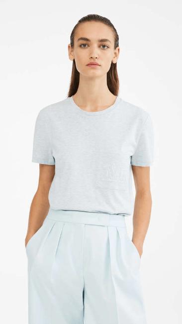 Max Mara - T-shirts pour FEMME online sur Kate&You - 1971010206002 - JOICE K&Y7693