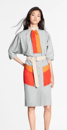 Louis Vuitton - Vestiti a 3/4 per DONNA online su Kate&You - 1A8LU8 K&Y10046