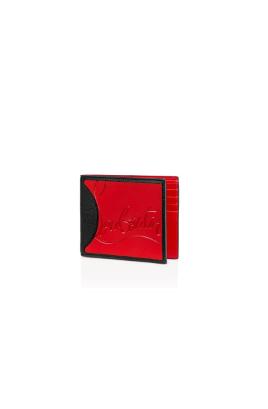 Christian Louboutin - Portafogli & Porta carte per UOMO Portefeuille Coolcard online su Kate&You - 3195052H734 K&Y8666