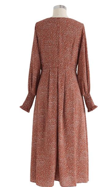 Chicwish - Robes Longues pour FEMME online sur Kate&You - D200305008 K&Y7404