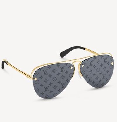 Louis Vuitton Sunglasses GREASE Kate&You-ID11005
