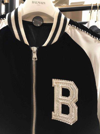 Balmain - Vestes pour HOMME Teddy online sur Kate&You - SH18223 Z221 K&Y1988
