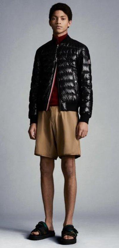 Moncler - Bomber Jackets - for MEN online on Kate&You - G10911A50S0068950999 K&Y11800