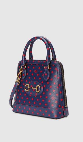 Gucci Tote Bags Sac à main détail Gucci Horsebit 1955 petite taill Kate&You-ID8381