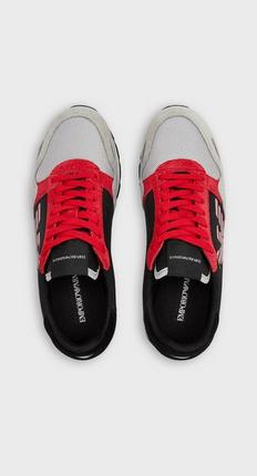 Emporio Armani - Sneakers per DONNA online su Kate&You - X3X058XL4811N115 K&Y9373