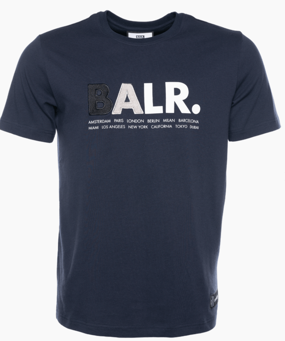 Balr T-Shirts & Vests Kate&You-ID7021