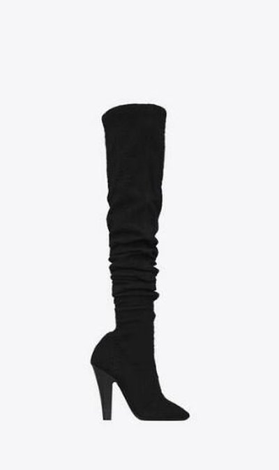 Yves Saint Laurent - Boots - for WOMEN online on Kate&You - 65792810G001000 K&Y11902