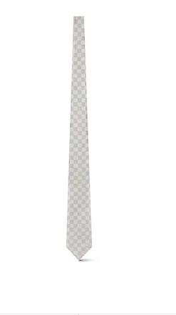 Louis Vuitton - Cravates pour HOMME Damier Classique online sur Kate&You - M78752 K&Y8625