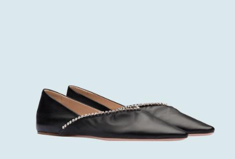 Miu Miu Ballerina Shoes Kate&You-ID10107