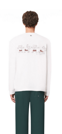 Lanvin - T-shirts & canottiere per UOMO online su Kate&You - RM-JE0013-JR40-P2100 K&Y8731
