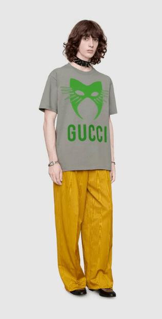 Gucci - T-shirts & canottiere per UOMO online su Kate&You - 565806 XJBTX 1233 K&Y6179