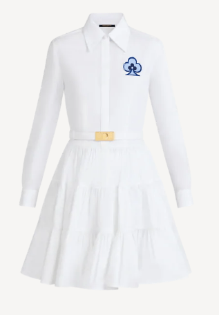 Louis Vuitton Robes Courtes Kate&You-ID10044