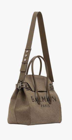 Balmain - Borse messenger per UOMO online su Kate&You - K&Y7936