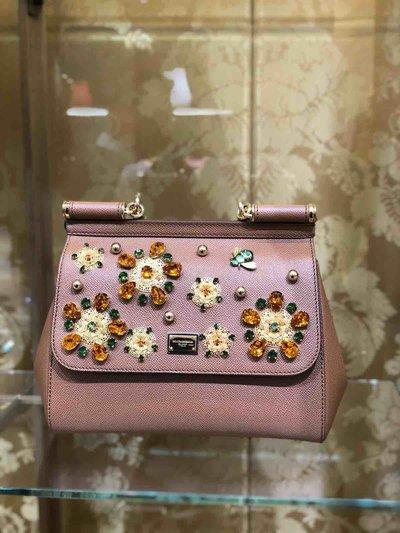 Dolce & Gabbana Sacs portés épaule Medium Sicily  Kate&You-ID1460