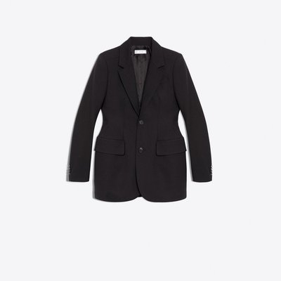 Balenciaga Fitted Jackets Kate&You-ID2081