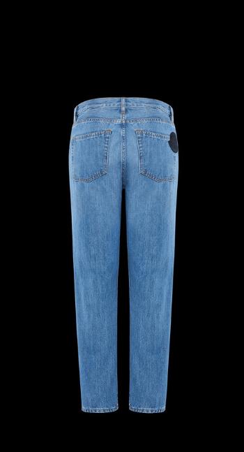 Moncler - Pantalons Skinny pour FEMME online sur Kate&You - 0932A71300V0106798 K&Y7573
