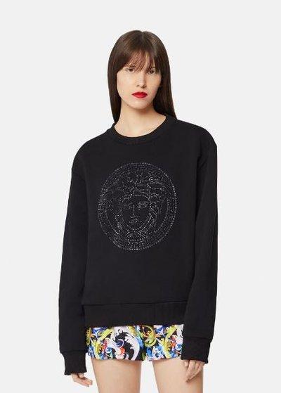 Versace - Sweatshirts & Hoodies - for WOMEN online on Kate&You - 1001570-1A01174_1B000 K&Y11823