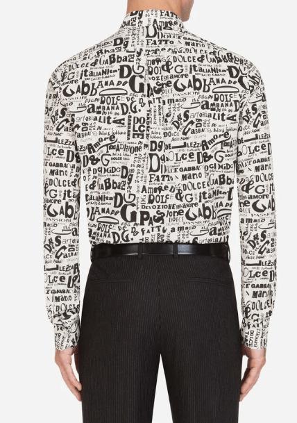 Dolce & Gabbana - Camicie per UOMO online su Kate&You - K&Y10066