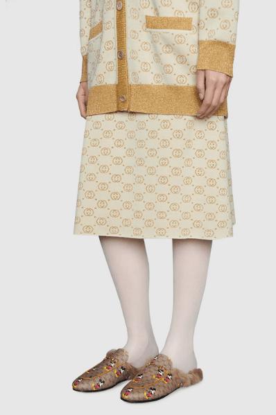 Мюли - Gucci для ЖЕНЩИН онлайн на Kate&You - 603467 HWU30 8487 - K&Y6022
