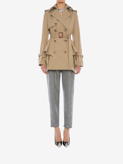 Двубортные пальто - Alexander McQueen для ЖЕНЩИН онлайн на Kate&You - 583859QFAAA2001 - K&Y2257