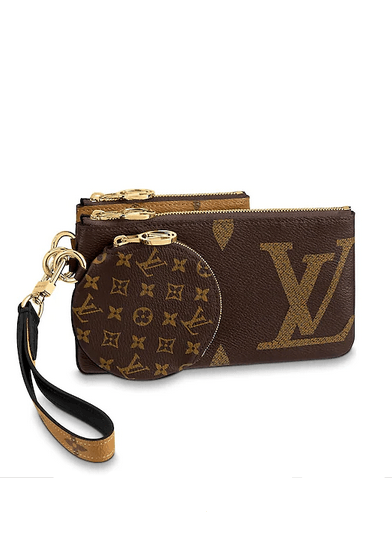 Louis Vuitton Clutch Bags Trio Kate&You-ID8687