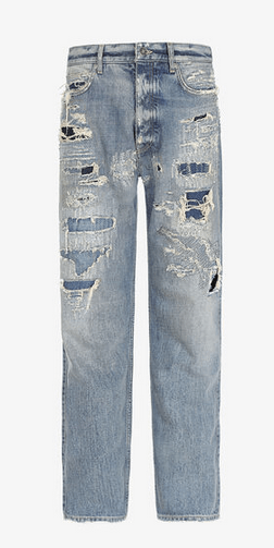 Givenchy Wide jeans Kate&You-ID9008