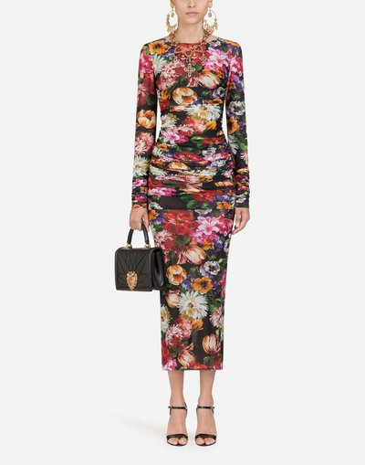 Dolce & Gabbana - Vestiti lunghi per DONNA online su Kate&You - K&Y811