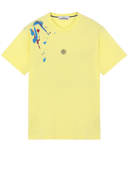 Stone Island - T-shirts & canottiere per UOMO online su Kate&You - 2NS81 K&Y8041