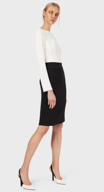 Emporio Armani - Robes Mi-longues pour FEMME online sur Kate&You - 5NA1AT588511010 K&Y8181