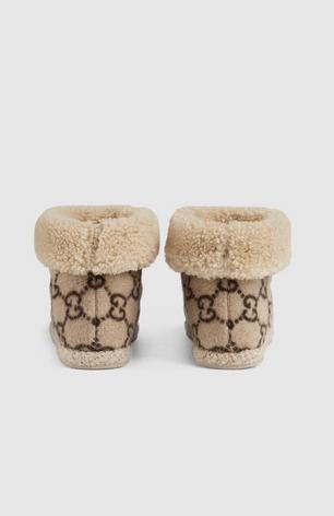 Gucci - Bottes & Bottines pour FEMME online sur Kate&You - 599017 G38M0 9770 K&Y9132