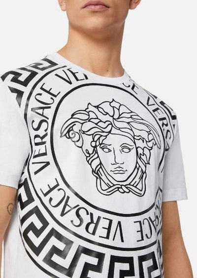 Versace - T-Shirts & Vests - for MEN online on Kate&You - 1000849-1A00614_2W020 K&Y12163