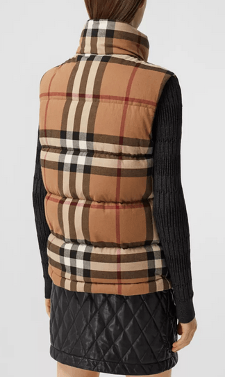Burberry - Waistcoat & Gilets - for WOMEN online on Kate&You - 80361351 K&Y10307