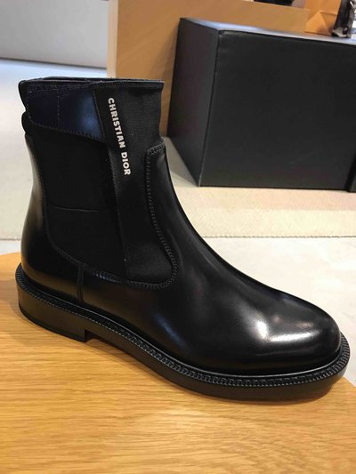 Dior Homme Boots Kate&You-ID1743
