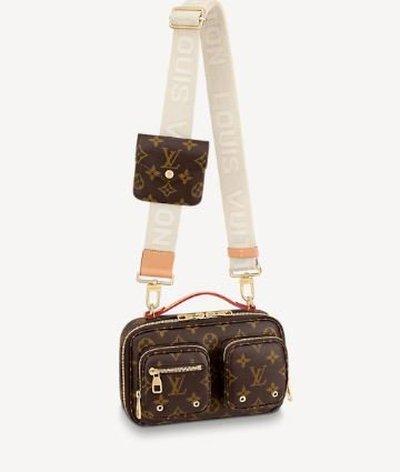 Louis Vuitton Сумки через плечо  UTILITY Kate&You-ID12069